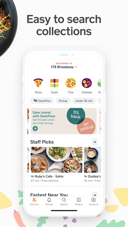 Caviar: Premium Food Delivery screenshot-8