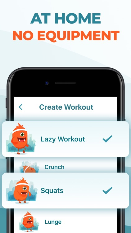 Exercise: At Home Workout App screenshot-3