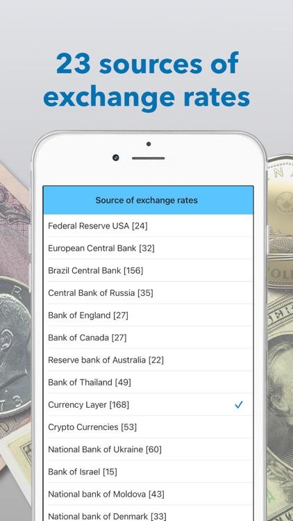 Currency converter ² screenshot-3