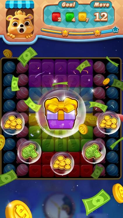 Toy Block: Tap Cube Brick Pop screenshot-0