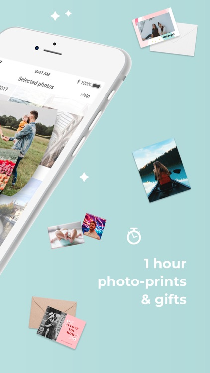 Minute Photo Print
