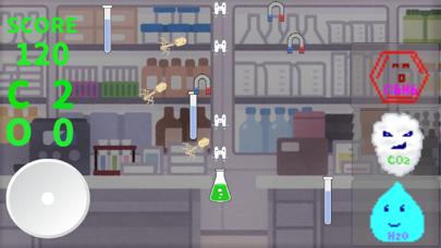 元素シューティング screenshot 1