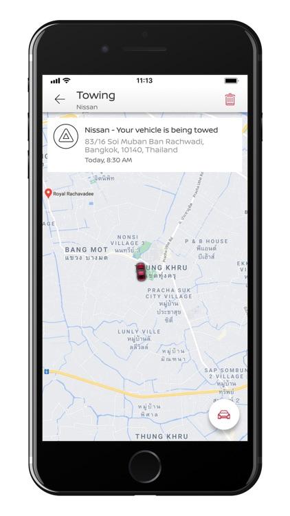 NissanConnect Lite screenshot-4