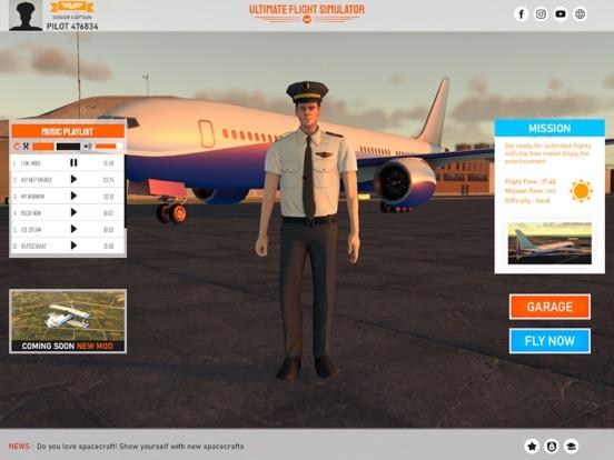 Ultimate Flight Simulator Pro