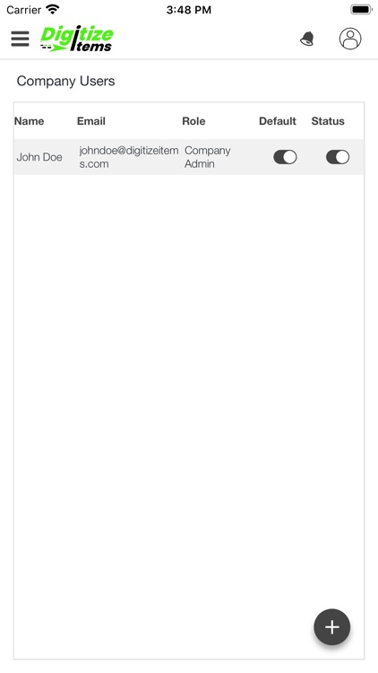 Digitize Items screenshot-3