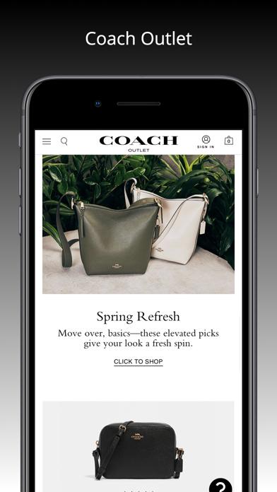 cancel Coach Outlet subscription image 2