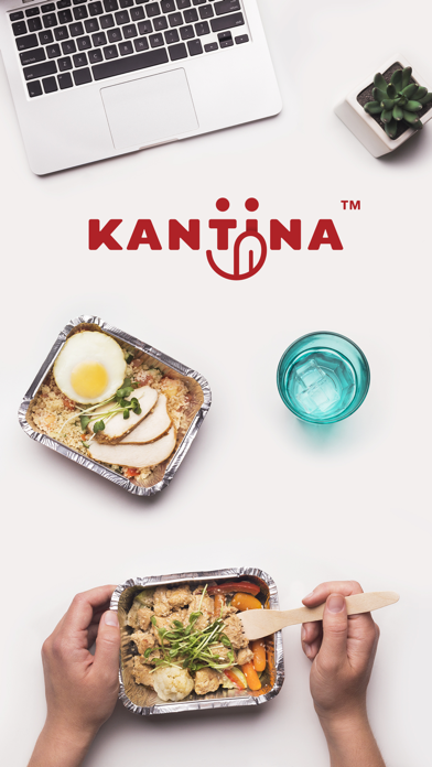 Kantina: Meal Plan OrderScreenshot of 1