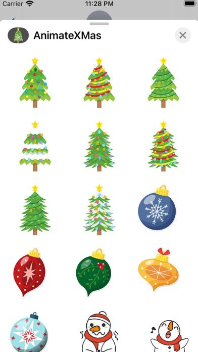 Animated Christmas Xmas screenshot 1