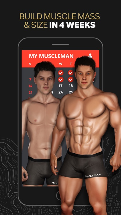 MuscleMan - Personal Trainer