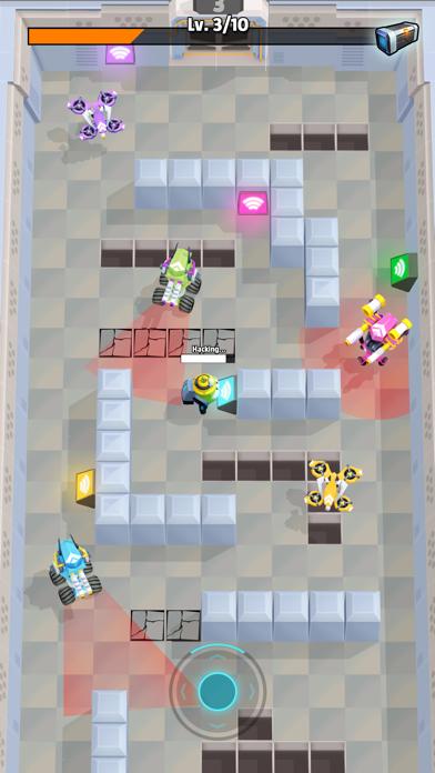 CyberNom screenshot 1