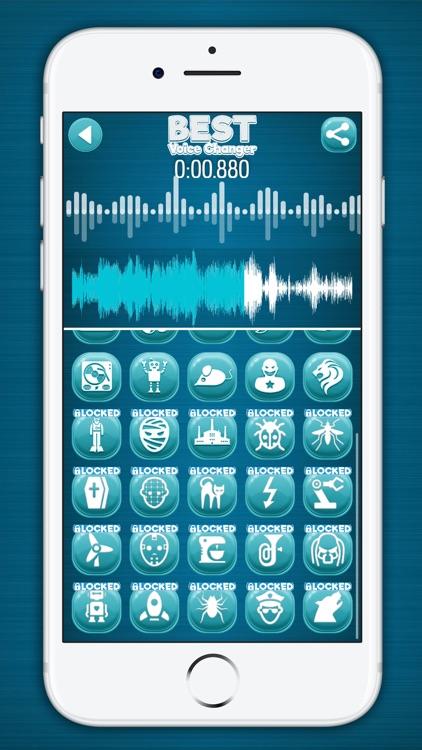 Best Voice Changer & Modifier screenshot-5