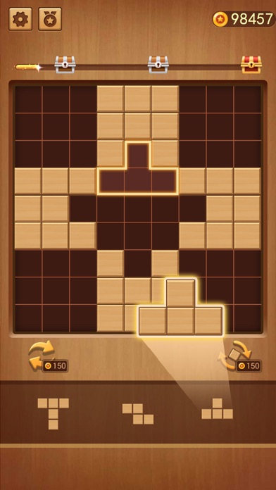 BlockPuz - Block Puzzles Games screenshot 5