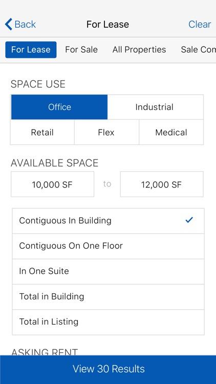 CoStar -Commercial Real Estate screenshot-3