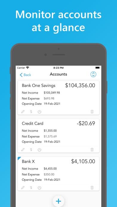 Скриншот №5 к Easy Spending Budget.