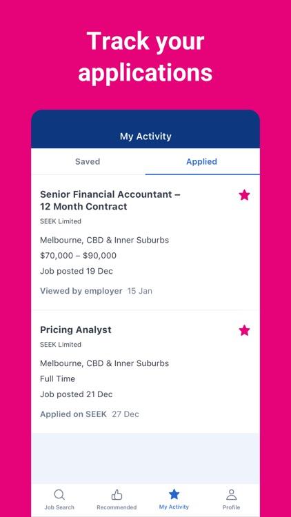 SEEK - Job Search
