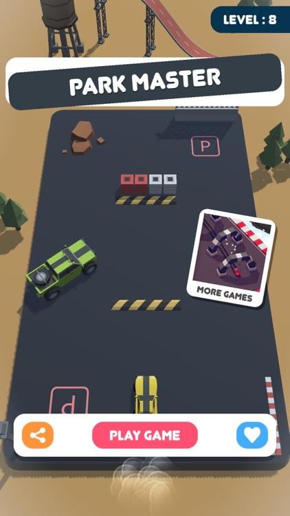 PARK MASTER CAR – PARKING SIM screenshot-3