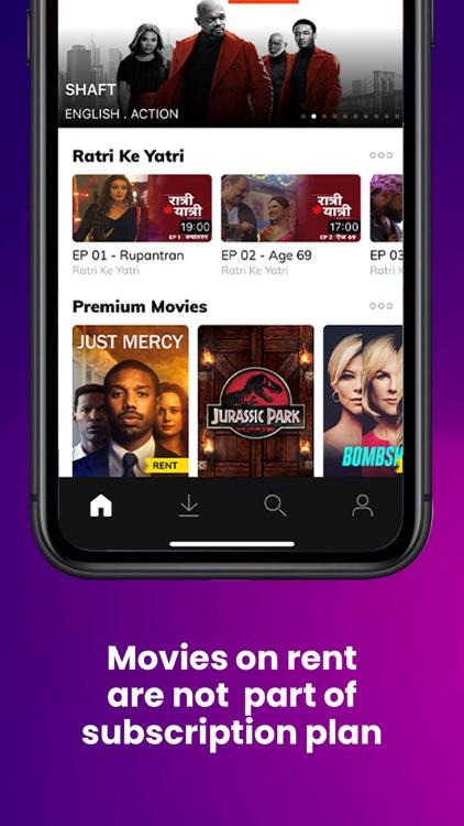 Hungama Play: Movies & TV Show screenshot-3