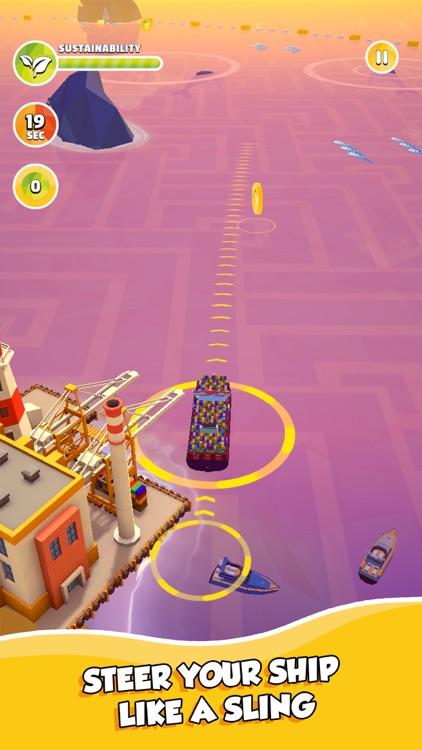 The Sea Rider   Ship driving screenshot-3