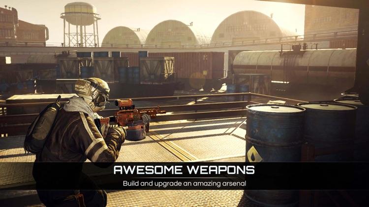 Afterpulse - Elite Squad Army screenshot-7