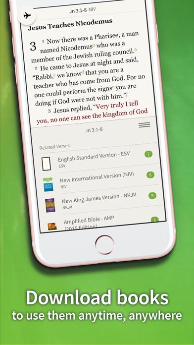 Bible App by Olive Treeのおすすめ画像7