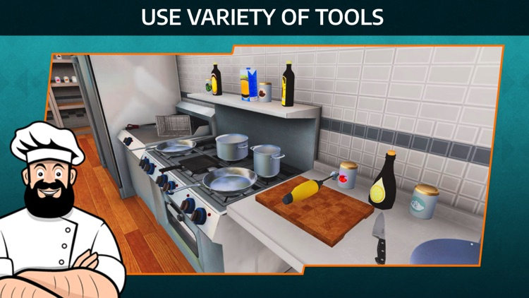 Cooking Simulator: Chef Game