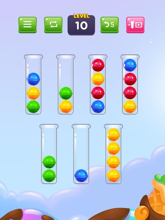 Color Ball Puzzle - Ball Sort screenshot 10