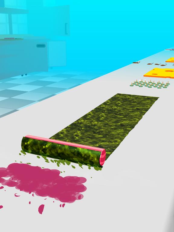 Sushi Roll 3D - ASRM Food Game screenshot 6