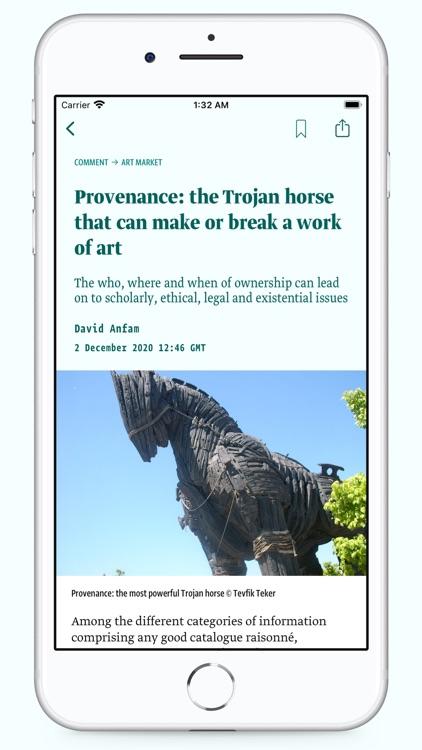 The Art Newspaper screenshot-4