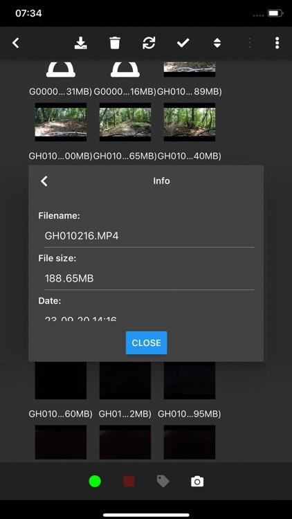 Camera Tools for GoPro® Heros screenshot-3