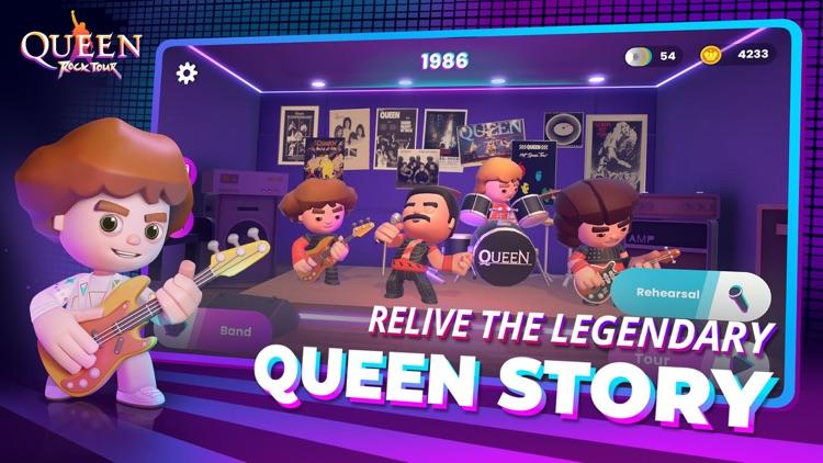 Queen: Rock Tour screenshot-3