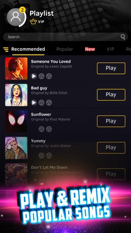 Magic Pad: Music Beat Maker screenshot-0