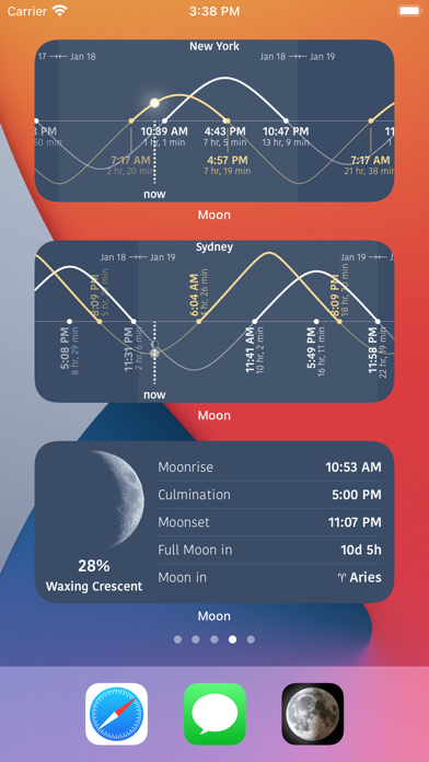 Moon Phases and Lunar Calendarのおすすめ画像6