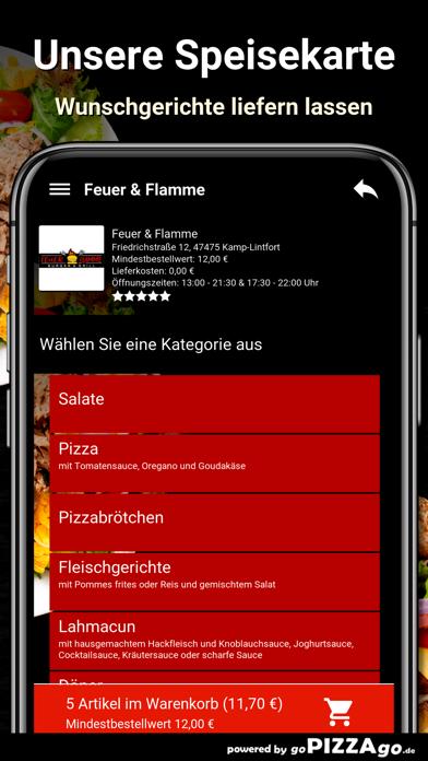Feuer & Flamme Kamp-Lintfort screenshot 4