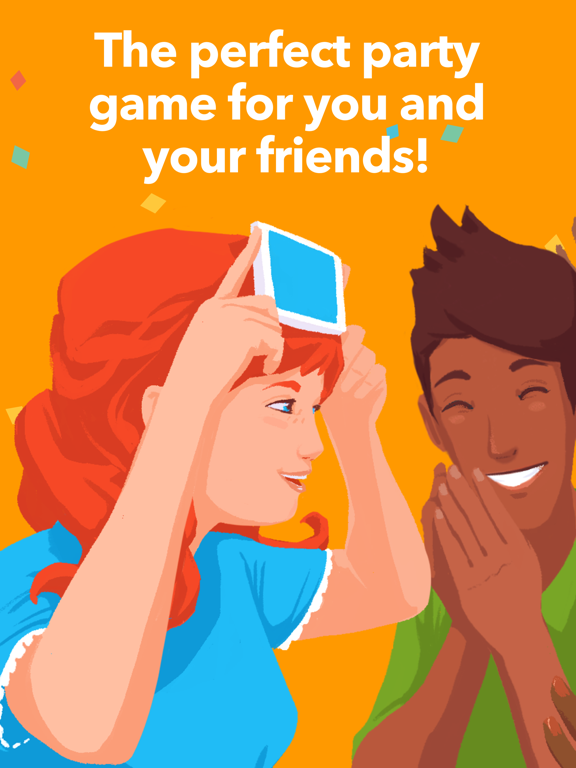 Heads Up! - Trivia on the go Screenshots