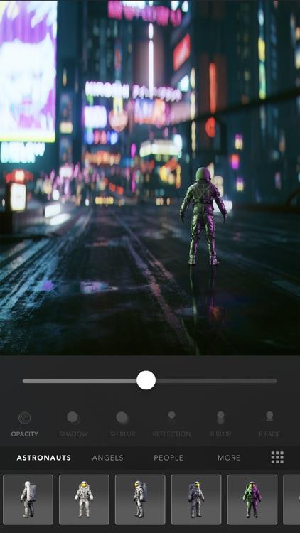 Humans Photo Editor screenshot-0