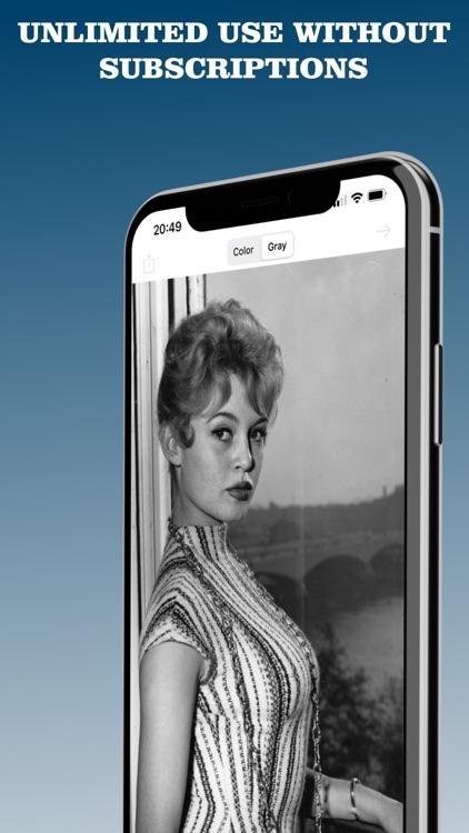 Colorize - Improve Old Photos screenshot-6