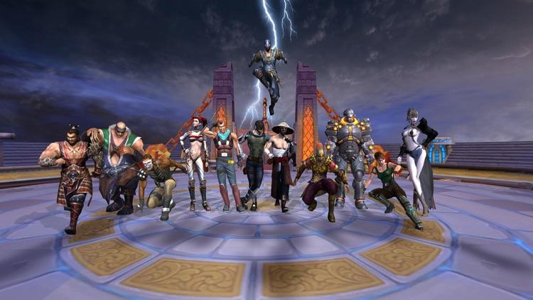 X-Battle Champions screenshot-0