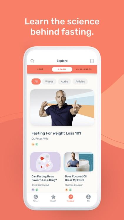 Zero: Fasting & Health Tracker screenshot-5