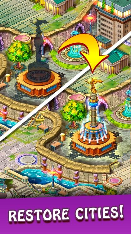 Magica! Match 3 Puzzles games screenshot-6