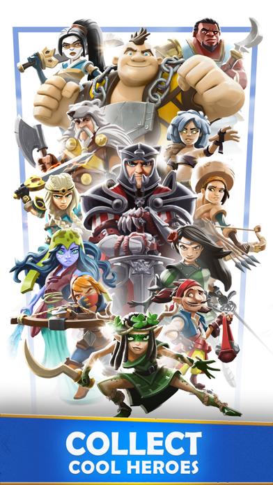 Darkfire Heroes screenshot 2