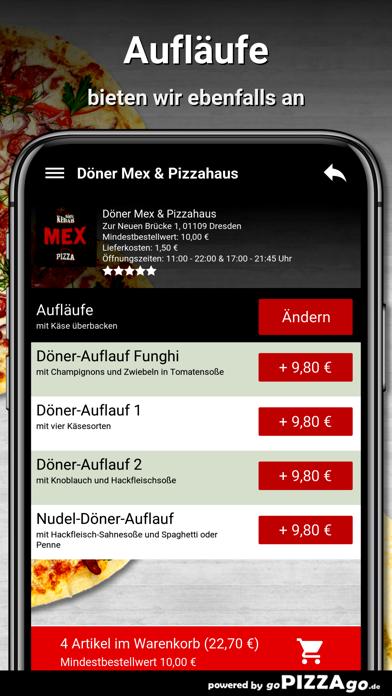 Döner Mex Dresden screenshot 6