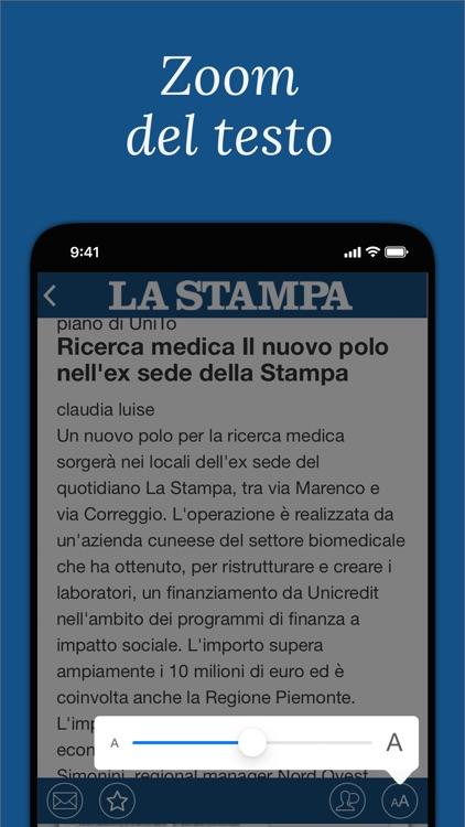 La Stampa screenshot-3