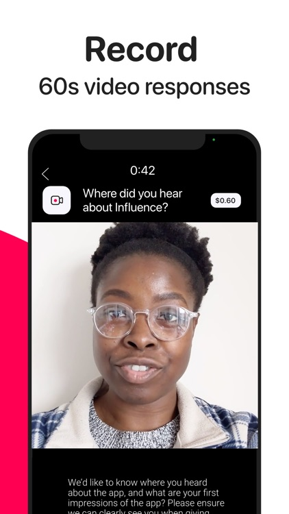 Influence by Voxpopme