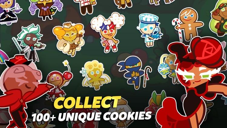 Cookie Run: OvenBreak screenshot-3