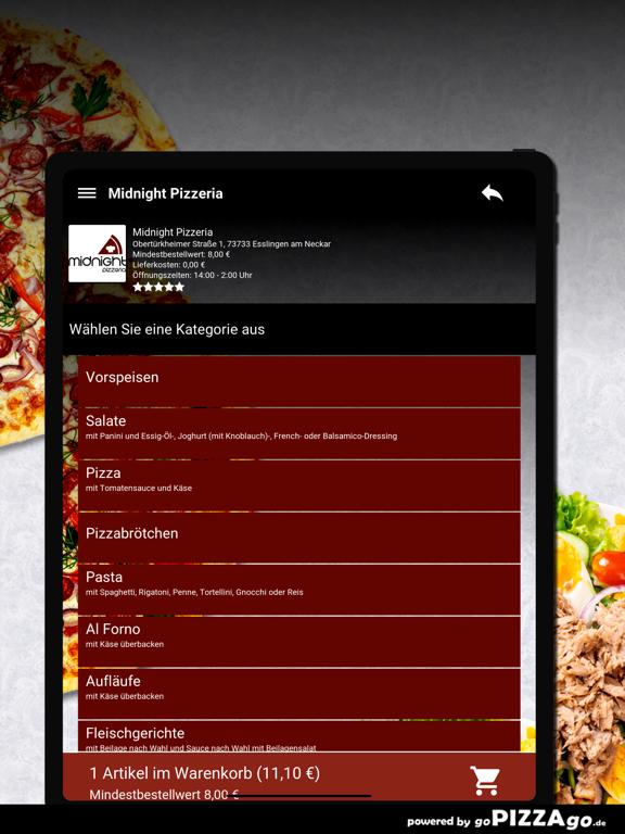 Midnight Pizzeria Esslingen screenshot 8