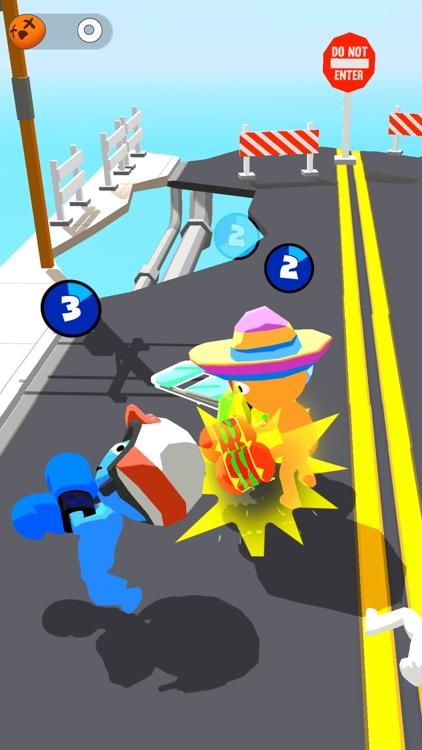 Stickman Boxing Battle 3D screenshot-6