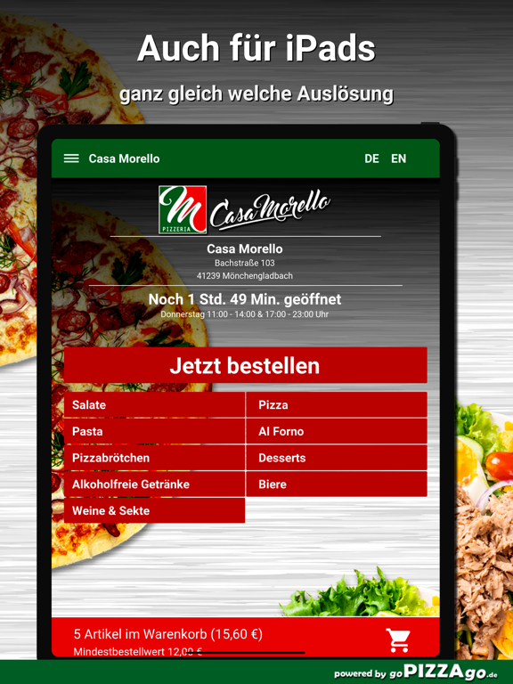Casa Morello Mönchengladbach screenshot 7
