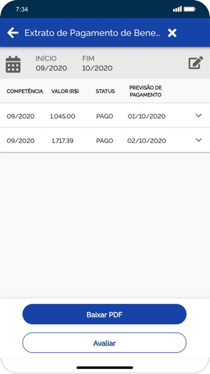 Meu INSS - Central de Serviços screenshot-3