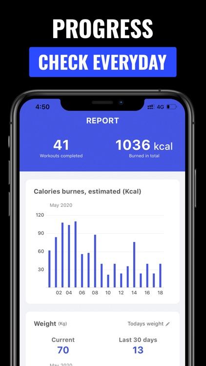 30 Day Butt Challenges screenshot-6