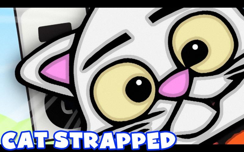 Cat Strapped screenshot 2